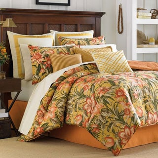 Tommy Bahama Tropical Lily 4-Piece Comforter Set