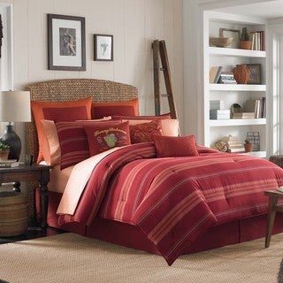 Tommy Bahama Vera Cruz 4-Piece Comforter Set