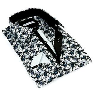 John Lennon Men's Black Sport Shirt