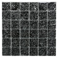 ICL I-131 Crackle Glass Mosaic