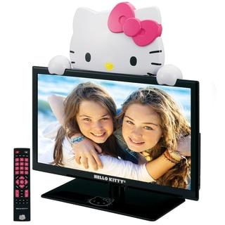 Hello Kitty Black 19-inch 720p LED TV