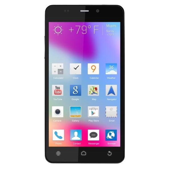 BLU Life Pure Mini L220a 4G 16GB Black Unlocked GSM Android Phone