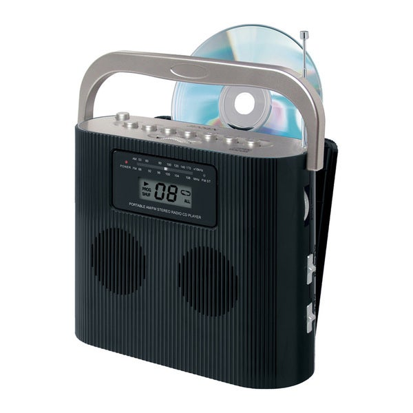 Jensen Portable Amfm Stereo Cd Player image