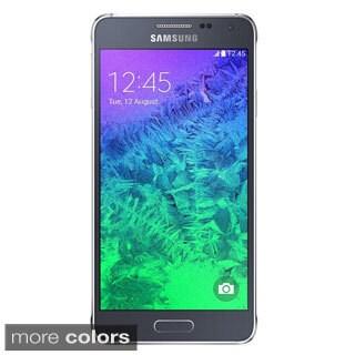 Samsung Galaxy Alpha G850F 32GB Unlocked GSM Octa-Core 4G LTE Phone