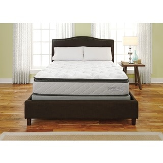 Sierra Sleep Mount Whitney Pillow Top King-size Mattress or Mattress Set