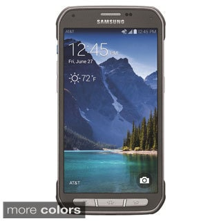 Samsung Galaxy S5 Active G870a 16GB AT&T Unlocked GSM Android Cell Phone