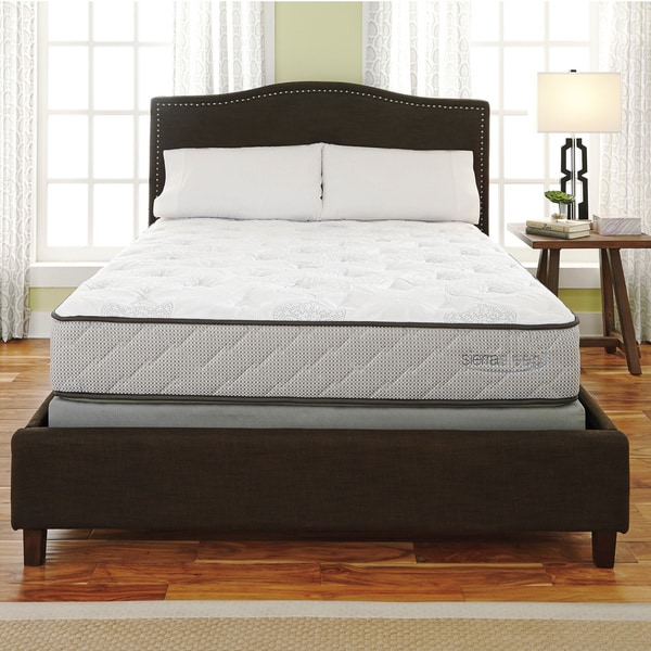 Sierra Sleep Mount Whitney Plush Full-size Mattress or Mattress Set