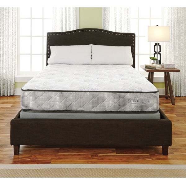 Sierra Sleep Mount Whitney Plush Queen-size Mattress or Mattress Set