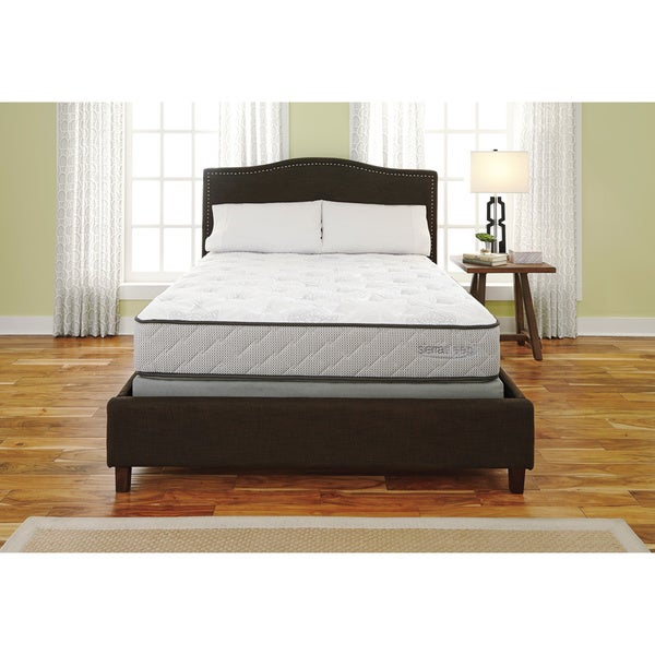 Sierra Sleep Mount Whitney Plush Twin-size Mattress or Mattress Set