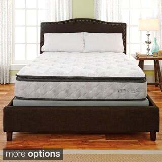 Sierra Sleep Mount Whitney Pillow Top Queen-size Mattress or Mattress Set