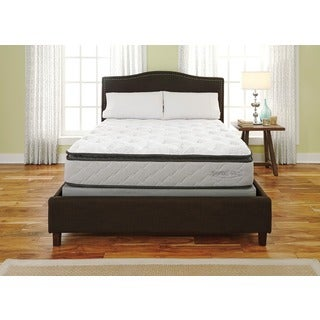 Sierra Sleep Mount Whitney Pillow Top Full-size Mattress or Mattress Set