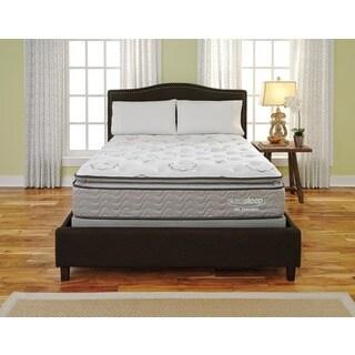 Sierra Sleep Mount Harvard Pillow Top Queen-size Mattress or Mattress Set