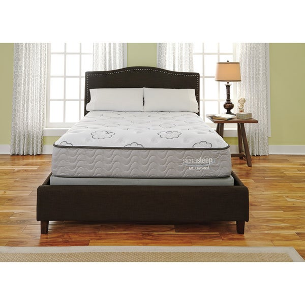 Sierra Sleep Mount Harvard Plush Full-size Mattress or Mattress Set