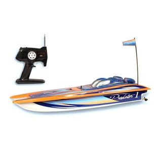 NKOK 32-inch Remote Control Predator 27MHz Racing Boat