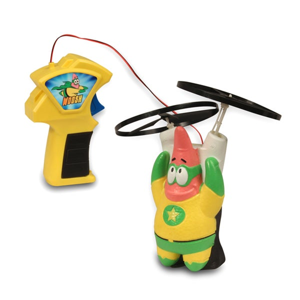 NKOK SpongeBob Squarepants Patrick Flying Superhero
