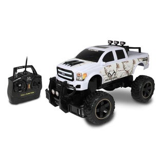 RealTree White Ford F-250 1:14 Scale RC Truck