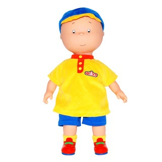 Imports Dragon Caillou 14-inch Feature Doll