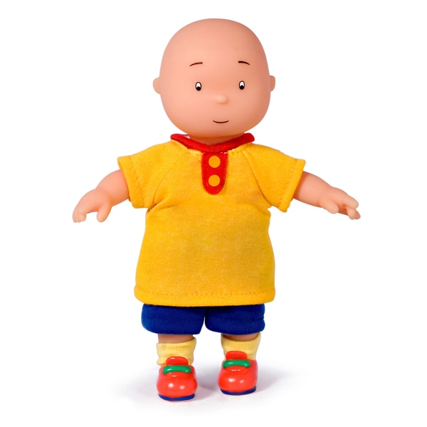 Imports Dragon Caillou 7-inch Small Doll