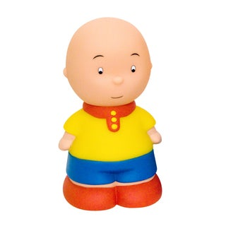 Imports Dragon Caillou 6-inch Squeaky Soft Toy