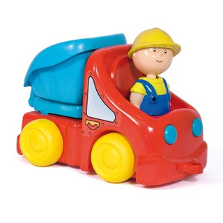Imports Dragon Caillou Wind-Up Truck