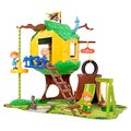 Imports Dragon Caillou Treehouse Playset