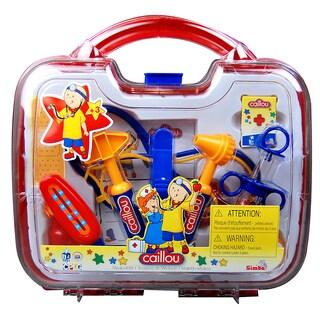 Imports Dragon Caillou Plastic Medical Kit