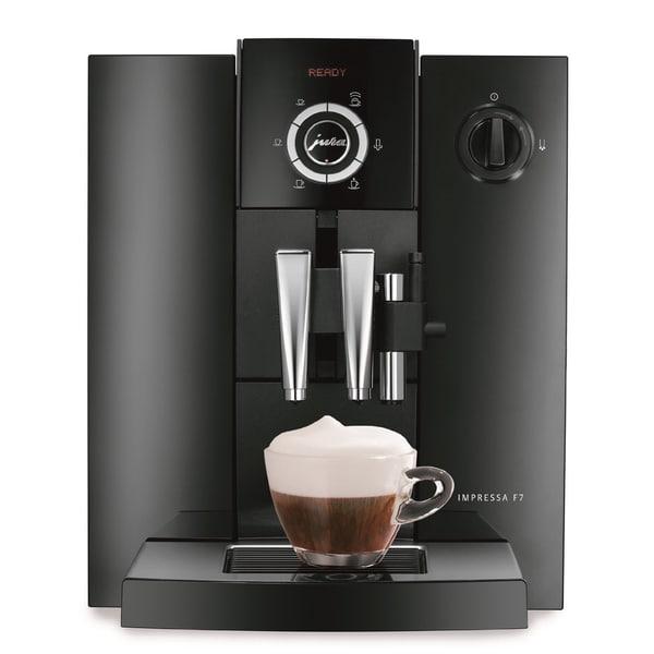 Jura Impressa F7 Black Automatic Coffee Center (Refurbished) 14224872