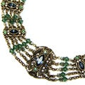 Sweet Romance Madrid Victorian Adjustable Collar Necklace