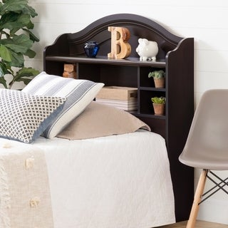 Summer Breeze Twin Bookcase Headboard