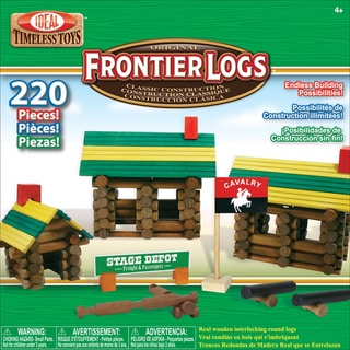 Frontier Logs 220pc