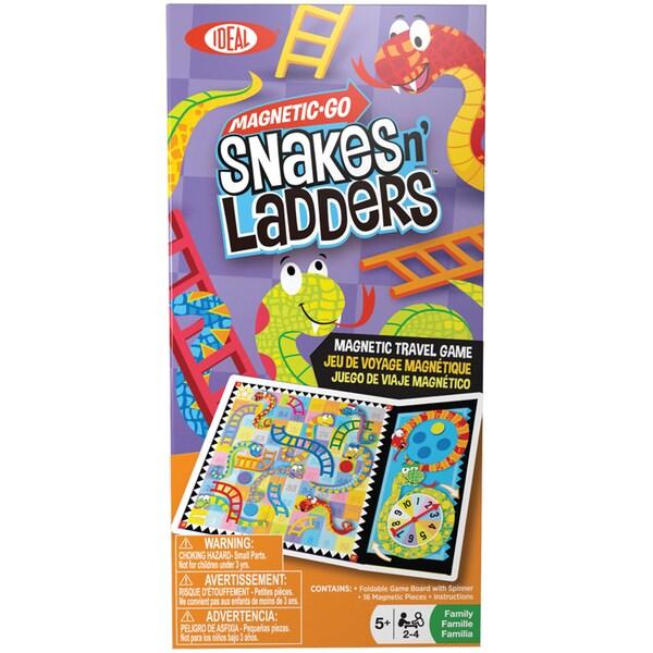 Magnetic Go-Snakes N' Ladders 14225304