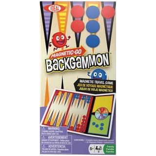Magnetic Go-Backgammon