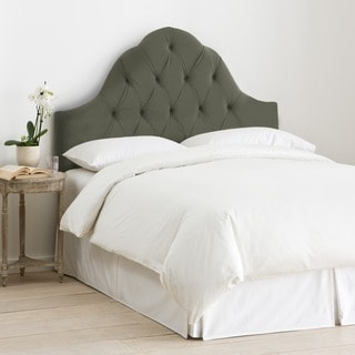 Made To Order Tufted Arch Headboard