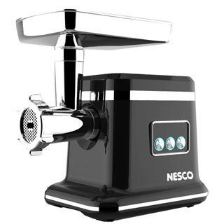 Nesco FG-10P 625-watt Food Grinder with Stainless Steel Body