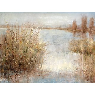 Portfolio Canvas Decor A Touch of Reeds Gallery-wrapped Canvas