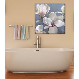 Portfolio 'Magnolia I' Printed Canvas Wall Art