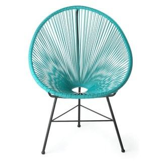 Design Tree Home Acapulco Blue Lounge Chair (China)