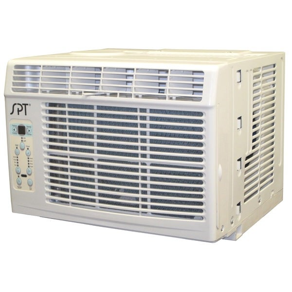 SPT - 6,000 BTU Window Air Conditioner - White WA-6022S