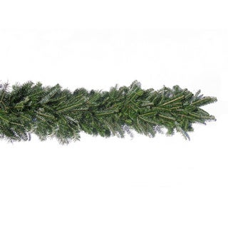 Real Fresh Cut Natural 25-Foot Christmas Fraser Fir Garland
