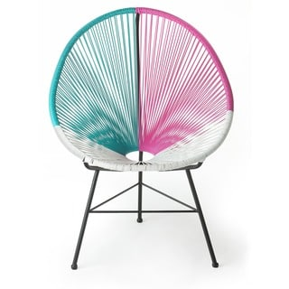 Design Tree Home Acapulco Lounge Tri-Color Chair (China)
