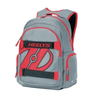 Heelys Thrasher Red/ Grey Backpack