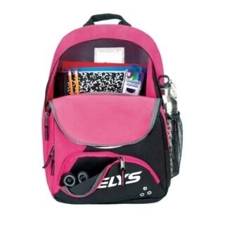 Heelys Rebel Black/ Pink Backpack