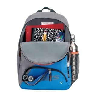Heelys Rebel Grey/ Royal/ Orange Backpack