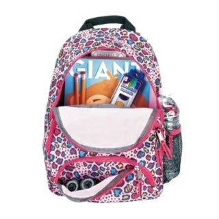 Heely's Bandit Multi-color Cheetah Backpack