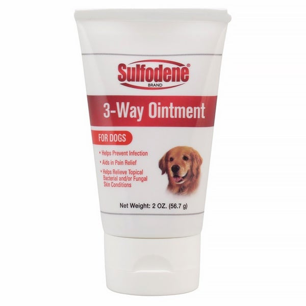 Sulfodene Medicated 3-way 2-ounce Pet Ointment
