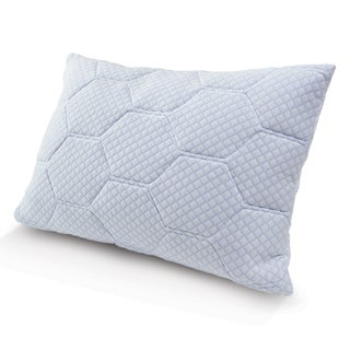 Arctic Sleep Cooling Gel Reversible Memory Foam Loft Pillow
