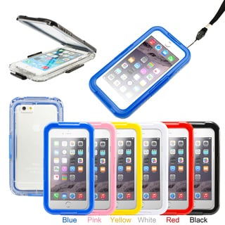 "Gearonic Waterproof Touch Screen Case Cover for Apple 4.7"" iPhone 6"