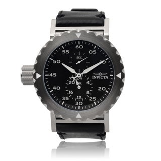 Invicta Men's 14638 Stainless Steel 'I-Force' Round Face Chronograph Watch