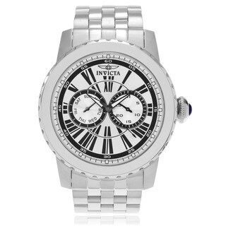 Invicta Men's 14586 Stainless Steel 'Specialty' Round Face Chronograph Watch