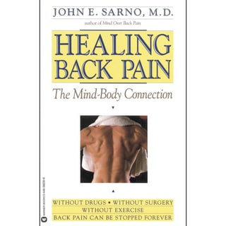 Healing Back Pain: The Mind-Body Connection (Paperback)